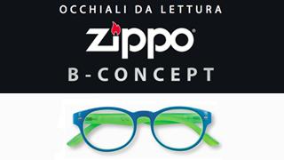 promozione davvero comodo scaricare la consegna Occhiali da lettura B-CONCEPT ZIPPO - TM Tecnomercato