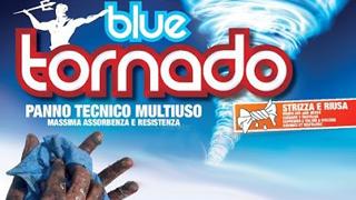Blue Tornado: il panno tecnico multiuso