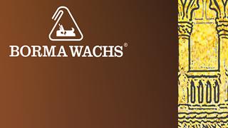 Borma Gold Lack e Silver Lack: nuova gamma di vernici speciali per la doratura