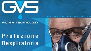 Proteggi le vie respiratorie con le maschere Elipse di GVS