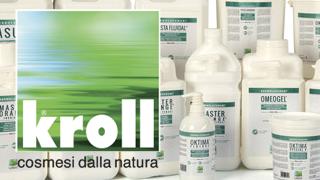 KROLL, nuova linea detergenti per le mani