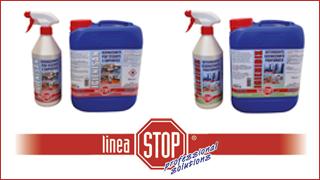 IGIENISAN e IGIENIDIX per igienizzare e sanificare