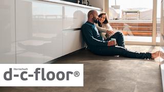 d-c-floor, il pavimento in vinile rigido di Horschuch