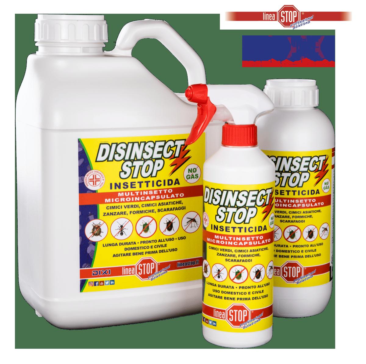 Disinsect stop insetticida linea stop DIXI