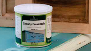 Borma Wachs Shabby Provenzale: la pittura gessosa a base d'acqua